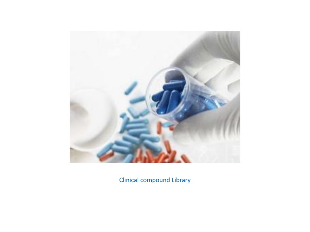 clinical compound library