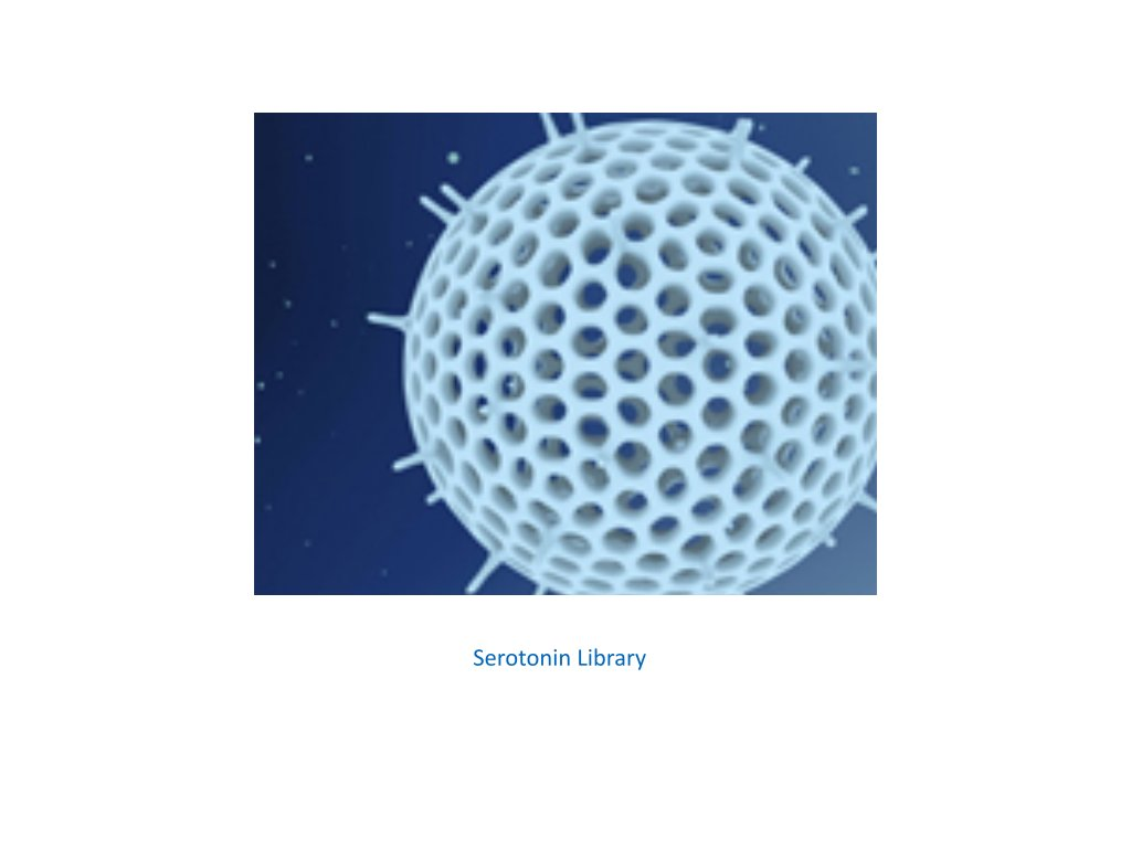 serotonin library