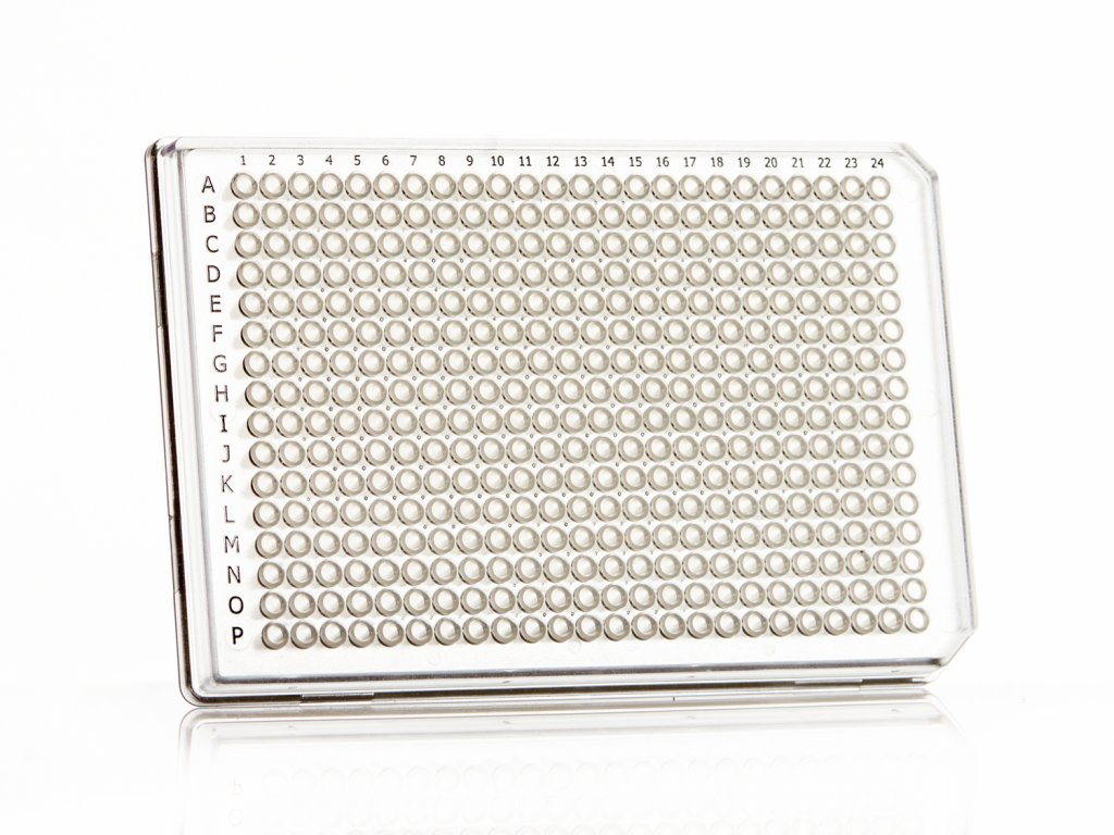 FrameStar® 384 Well Skirted PCR Plate, Roche Style