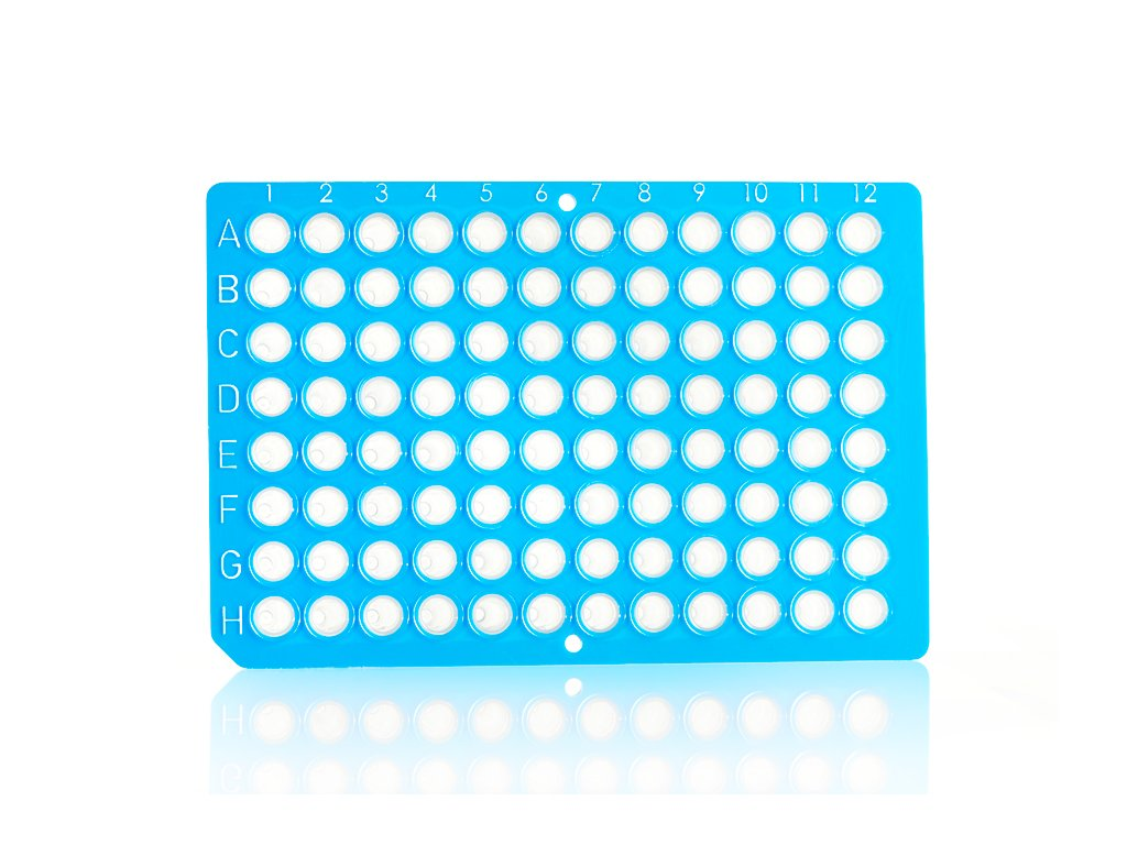 FrameStar® 96 Well Non-Skirted PCR Plate