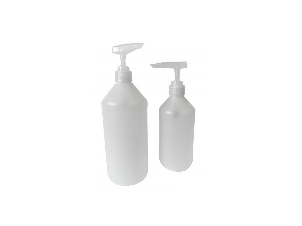 flaša s dávkovačom1
