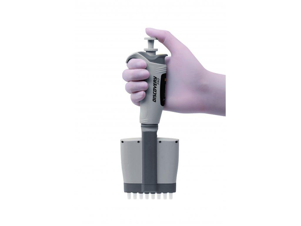 Osemkanálová pipeta Discovery Pro