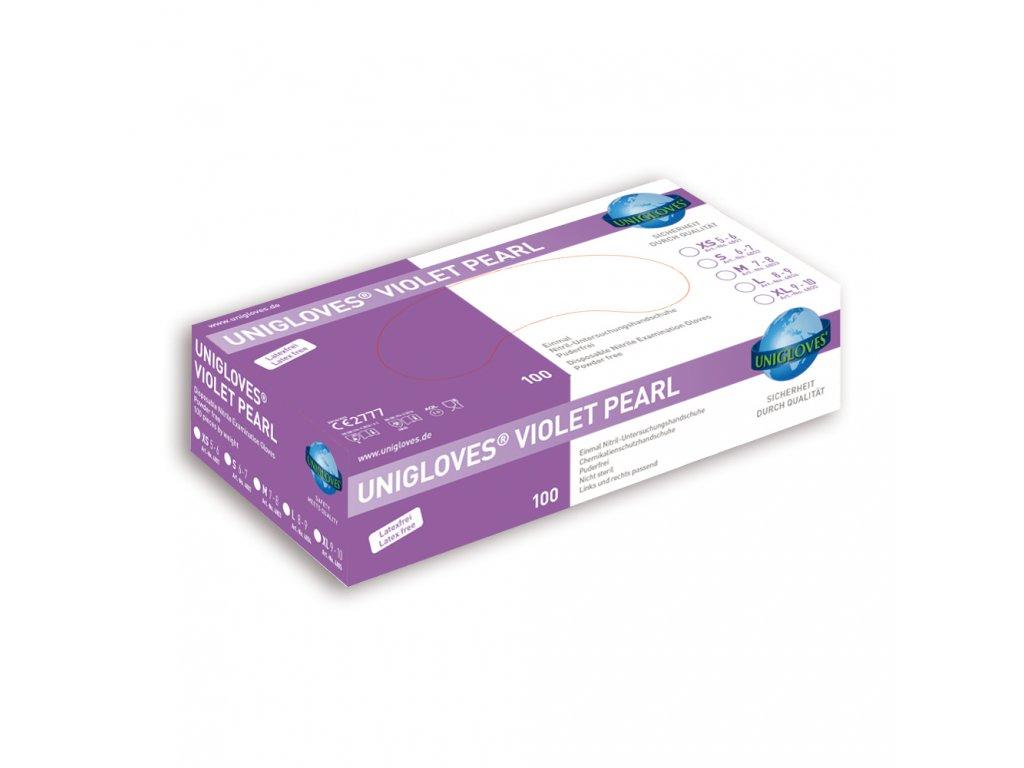 violet pearl box