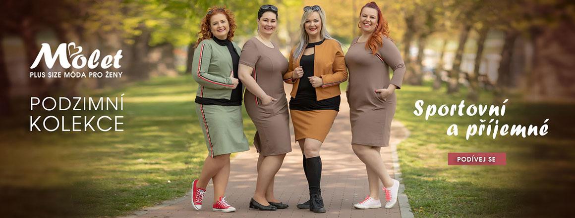 podzimní oblečení pro baculky