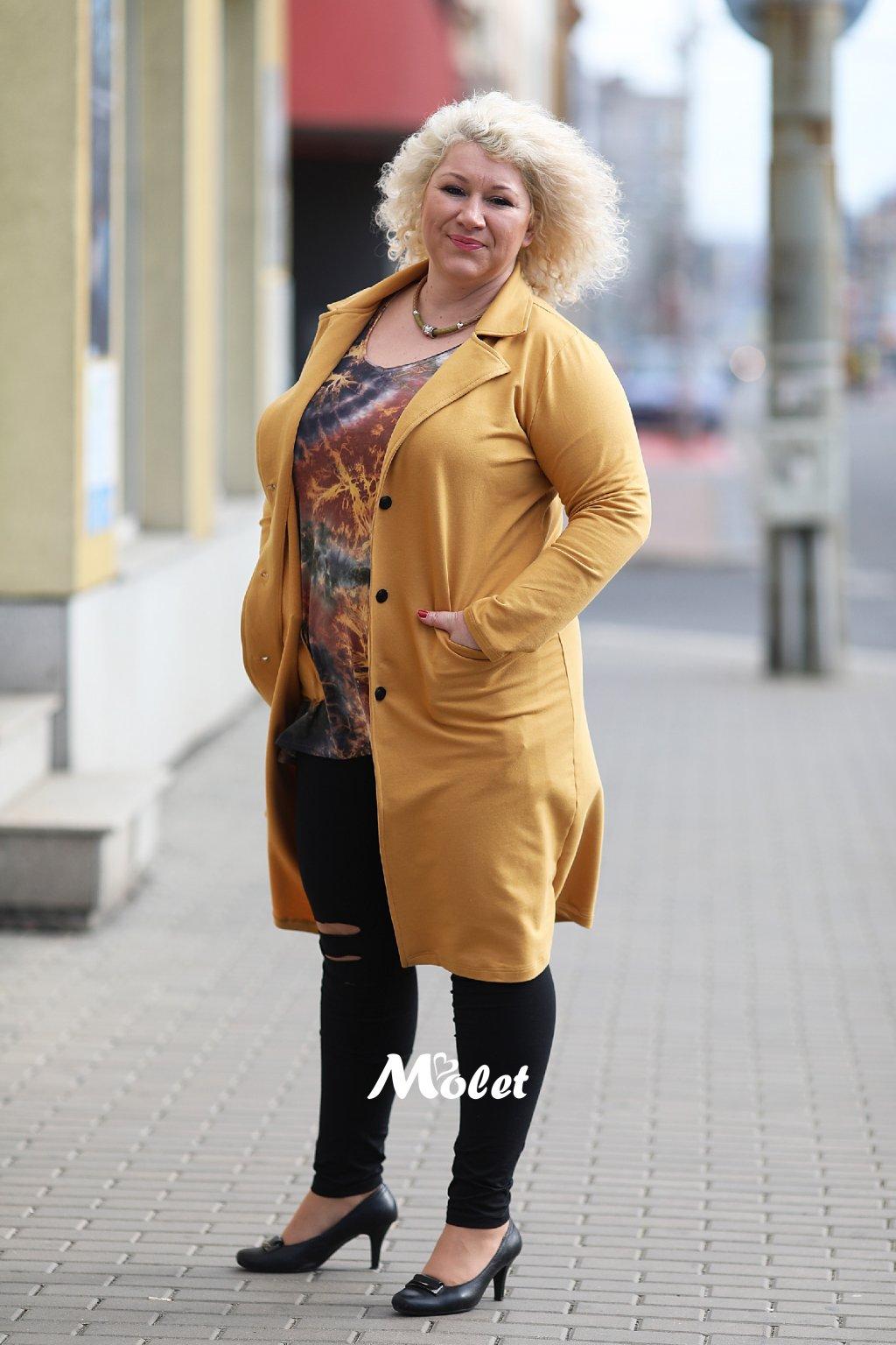 kabátek Molet.cz