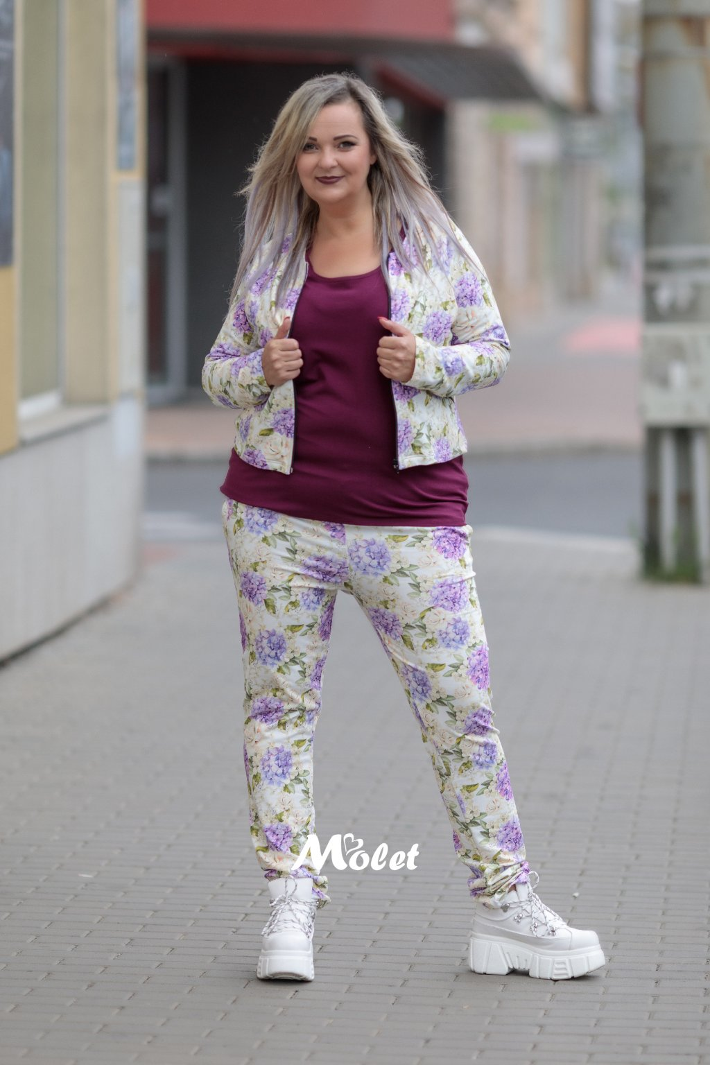 oblečení pro ploštíhlé Molet.cz