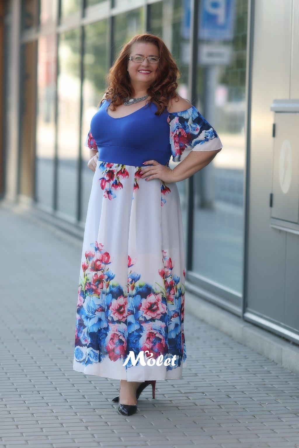 Maxi šaty Molet.cz