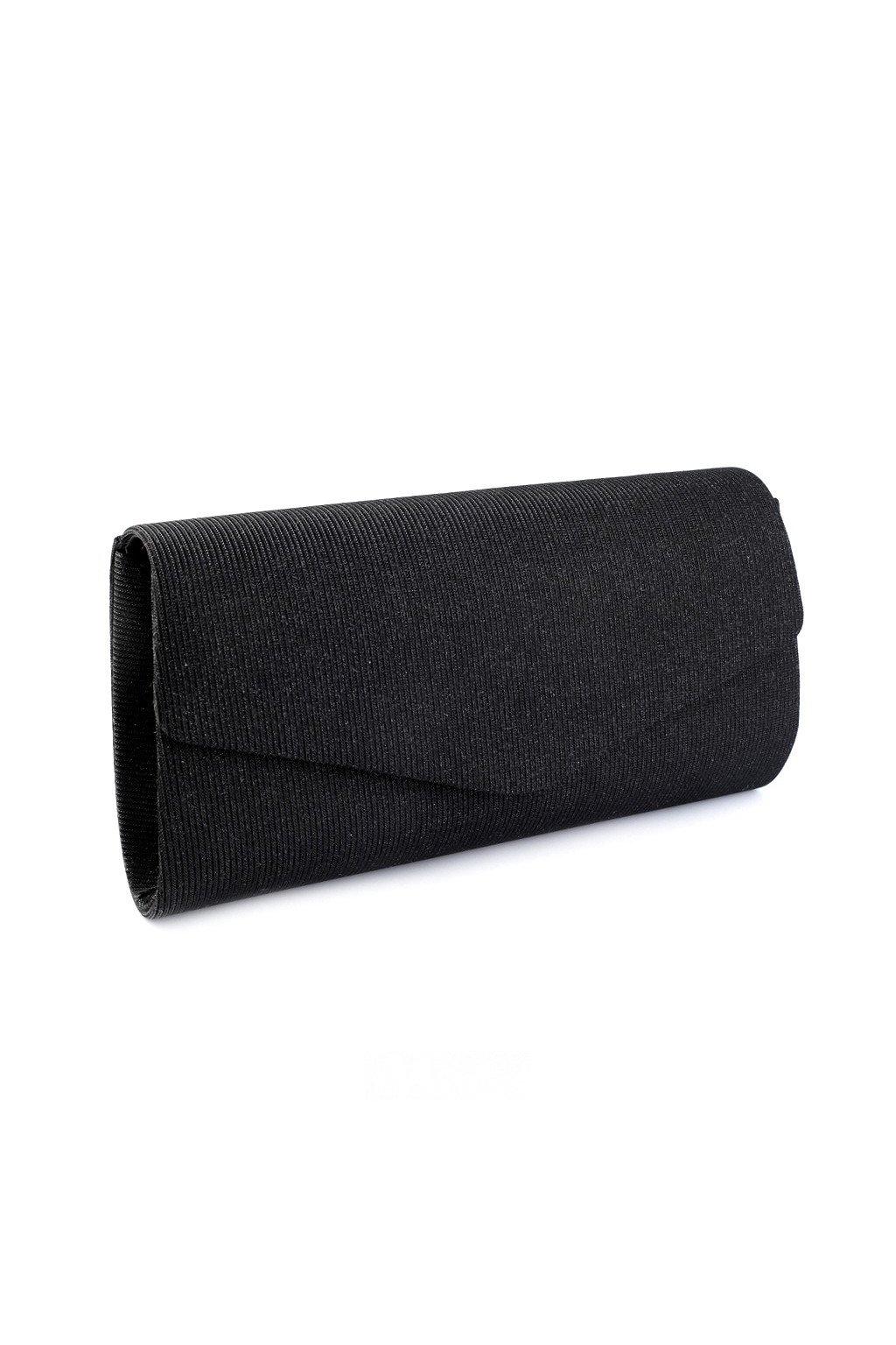 Psaníčko kabelka černé s lurexem