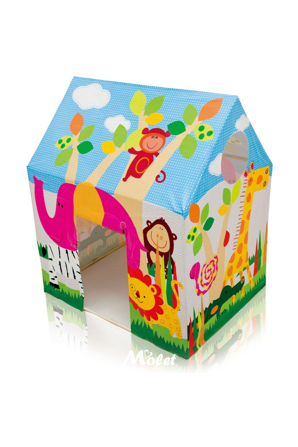 Dětský plastový domeček