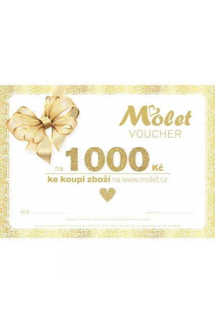 Voucher MOLET 1000