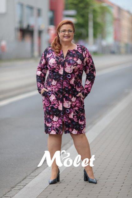 šaty pro plnoštíhle molet.cz