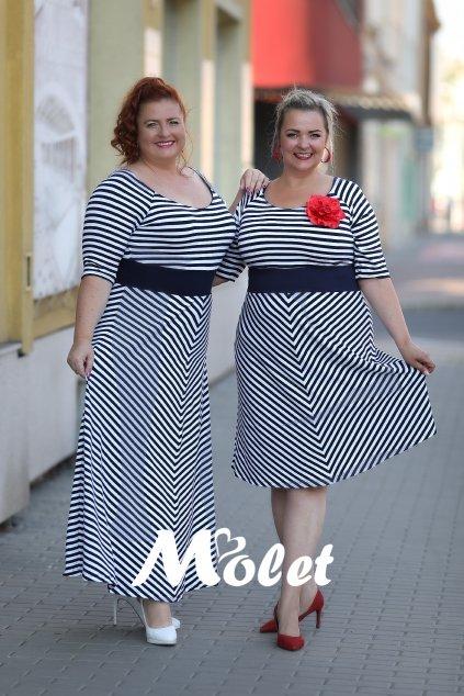 Magda krátké šaty line