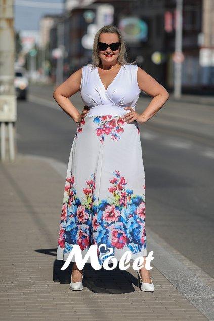 šaty pro plnoštíhlé molet.cz