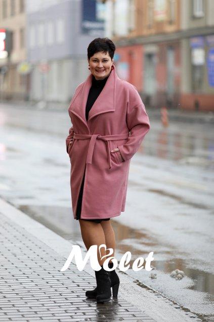 kabát pro plnoštíhlé Molet.cz