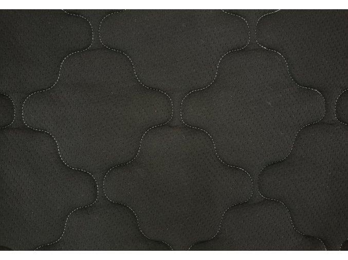 Potah MOLMAT BLACK®  LÁTKA 180 GR/M2 + ROUNO 150 GR/M2