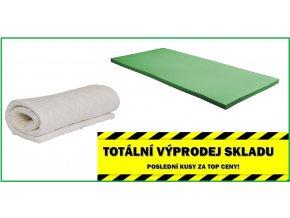 vrchní matrace 2 výprodej
