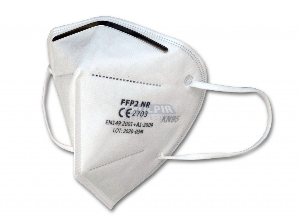 rusko maska na tvar ffp2