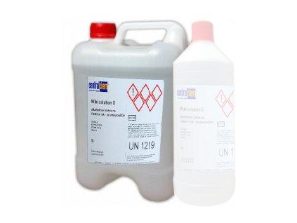 DD MOL 201 Dezinfekčný roztok na báze alkoholu 5 l bandaska