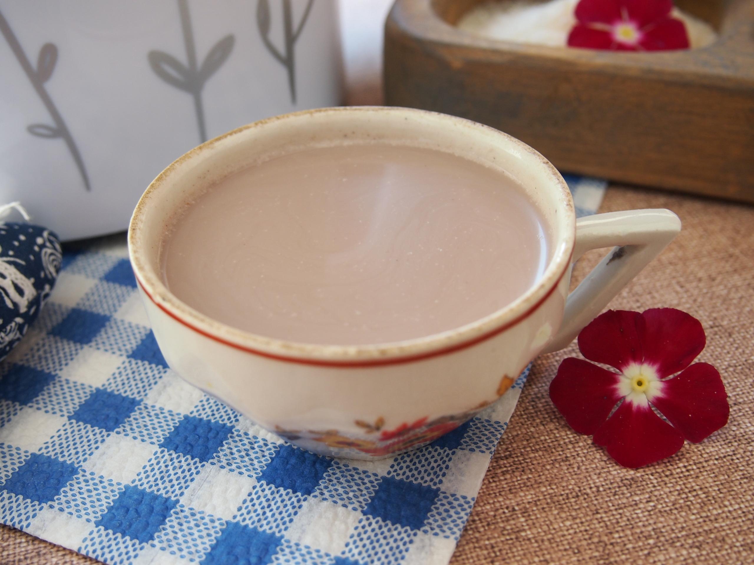 Kokosovo-sezamové mléko RAW