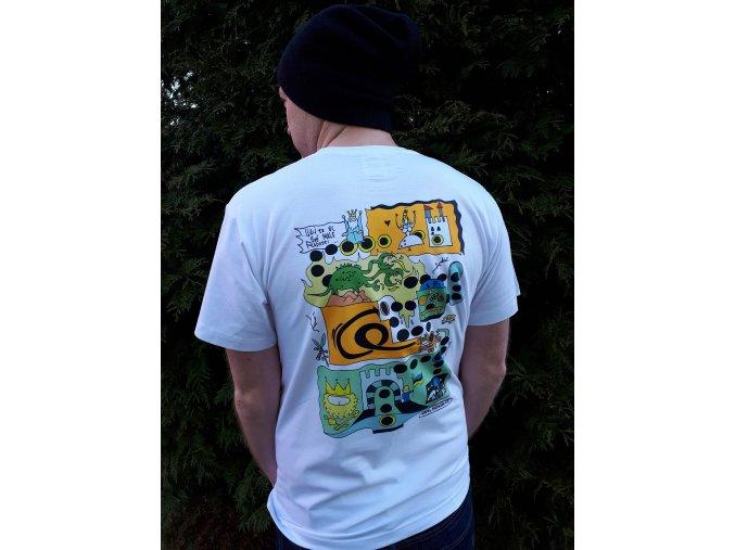 Hrací tričko - RYTÍŘ