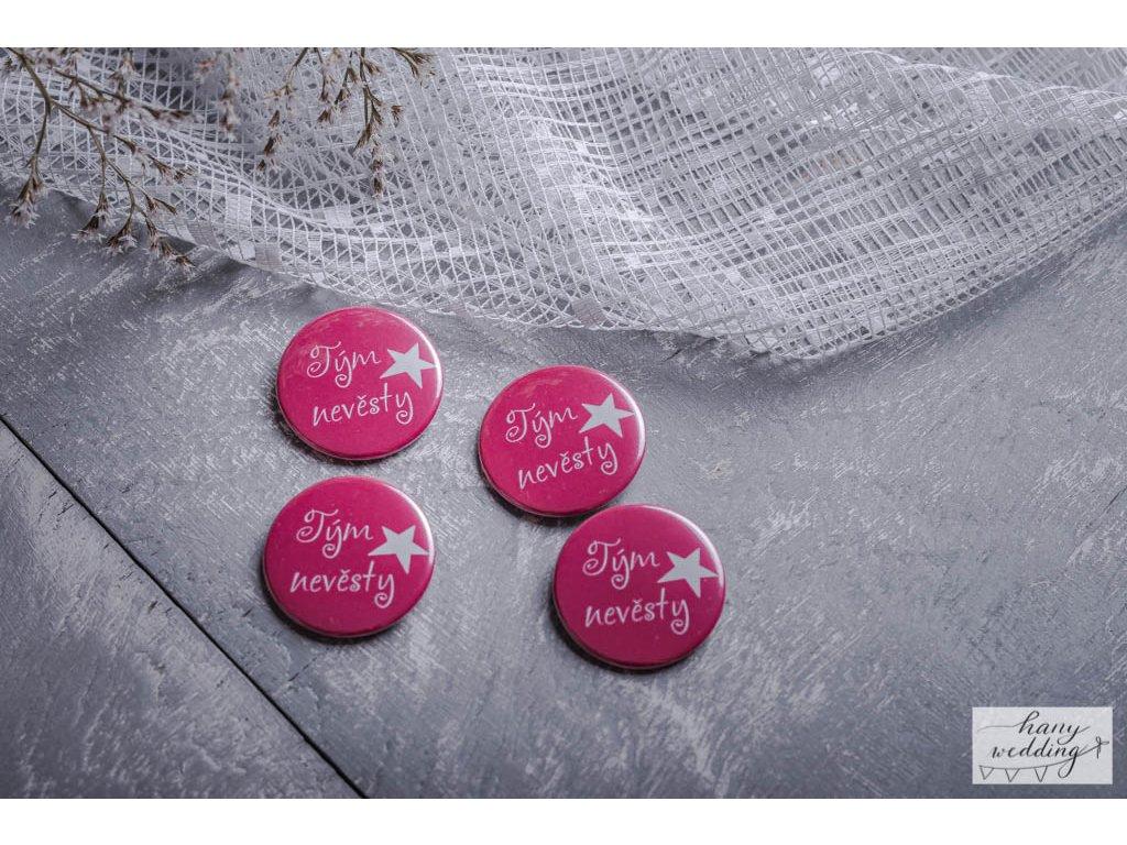 18 placky na rozlučku tým nevěsty nevěsta (21)