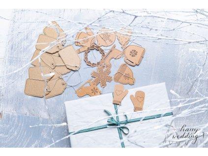 Vánoční visačky na dárky (6)