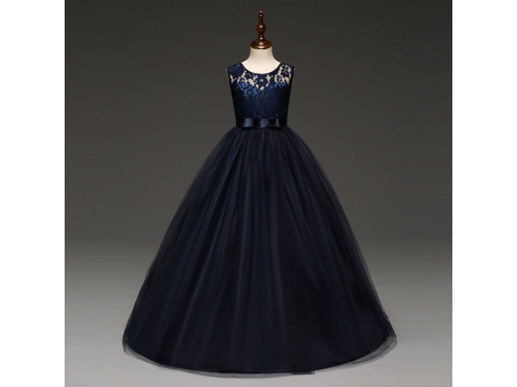 5 14 Years Kids Dress for Girls Wedding Tulle Lace Long Girl Dress Elegant  Princess Party 4fc82af565
