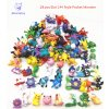 24pcs 144 Style Japanese Pocket Monster figures pokeball pikachu charizard figurine figuras doll lot for kids 54