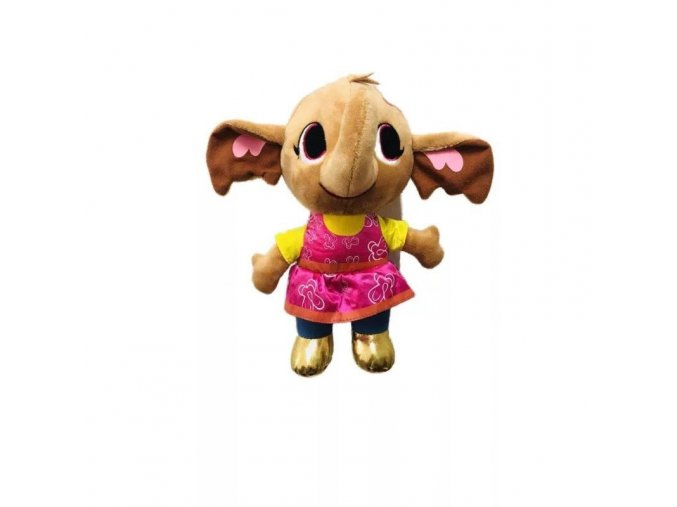 13 Styles Bing Bunny Plush Toys Doll Bing Sula Flop Elephant Hoppity Voosh Pando Plush Soft 11