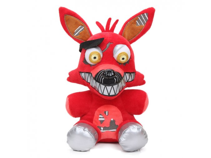 25cm FNAF Freddy Fazbear Plush Toys Five Nights At Freddy s Golden Bear Nightmare Cupcake Foxy 11