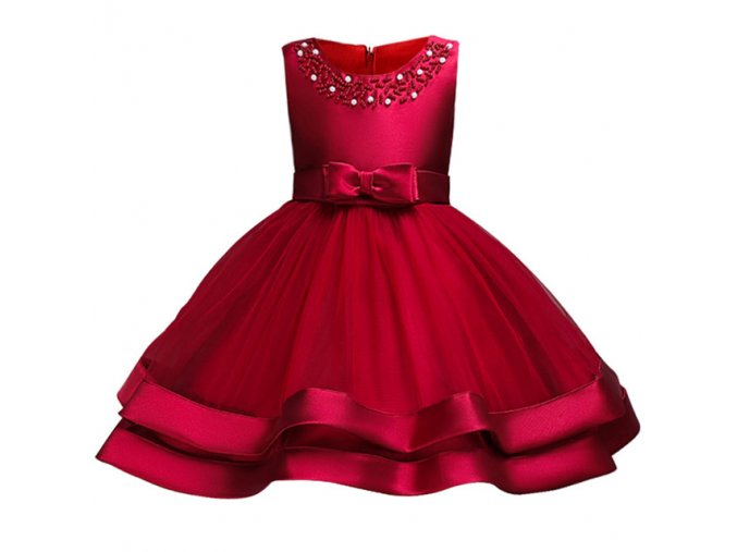 Baby Girls Party Dress New year new Elegant Girl Evening Dress For Wedding Birthday Kids Dresses 11