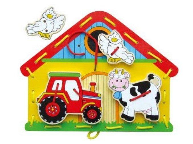 Dětská proplétačka farma