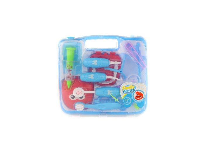 Dětská sada zubař v kufříku