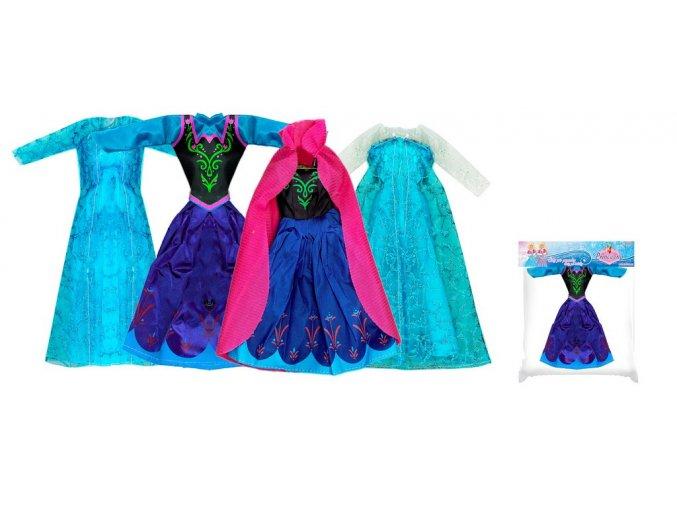Oblečení pro panenku Barbie, Ledové království