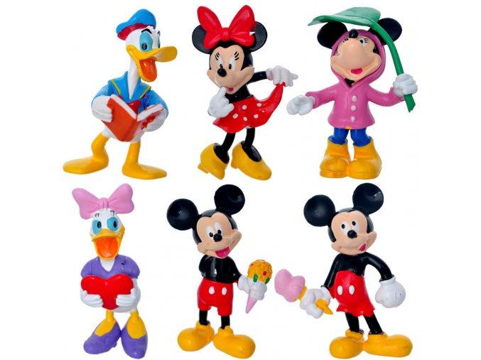 6 ks Disney postaviček figurky