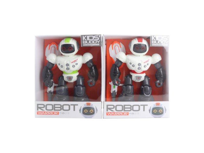 Robot WARRIOR na baterie 19,5 x 27,5 cm