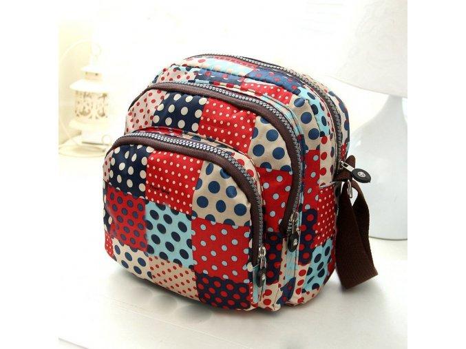Mini Baby Nappy Women Bag Multi pocket Mother Bags Portable Small Baby Diaper Bag For Stroller cai se bo dian