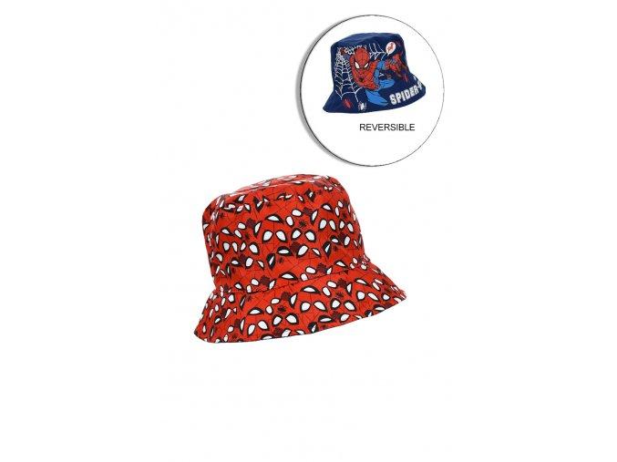 SPIDERMAN oboustranný klobouček