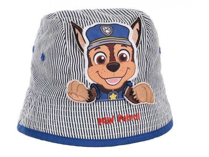 Tlapková patrola chlapecký klobouček, Chase