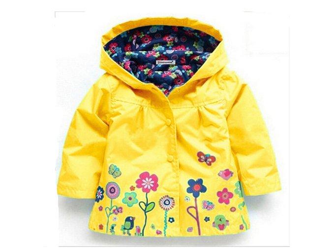 Children Coat Baby Girls winter Coats long sleeve coat girl s warm Baby jacket Winter Outerwear as picture (7)