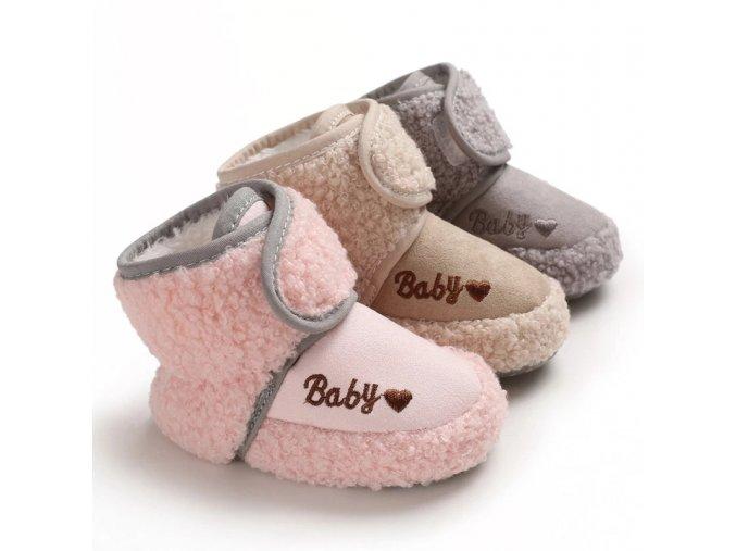 Newborn Baby Shoes Boys Girls Toddler Sneakers Soft Bottom Infant Flats Warm Snow Boots KF684.jpg Q90.jpg