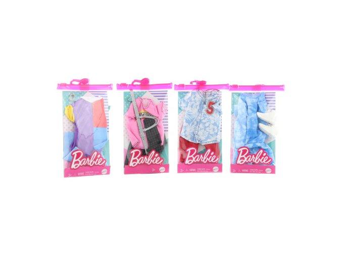 Mattel Sety oblečení pro Kena, 4 druhy