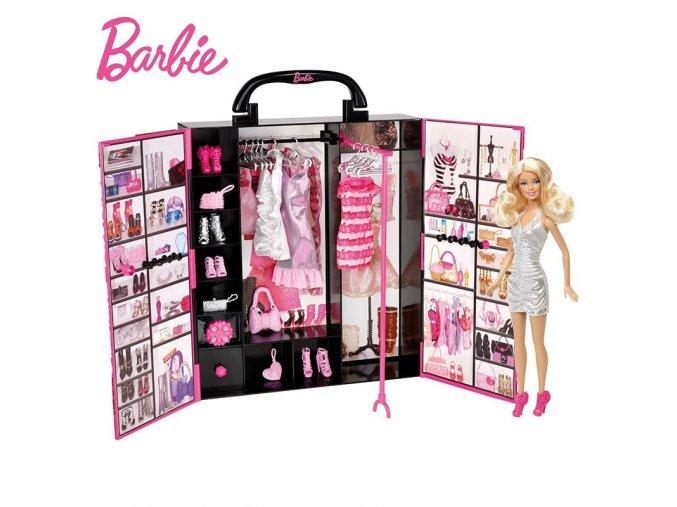 Original Barbie Doll Ultimate Fantasy Closet Baby Lady Toys Model Clothing Costume Suit Barbie Princess Toys 1