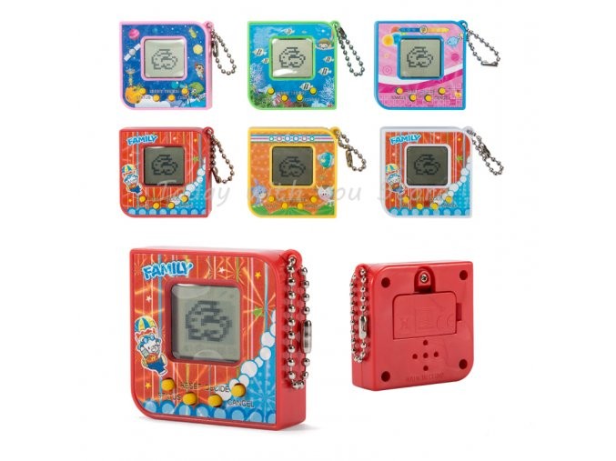 2018 New Tamagotchi Multi colors Electronic Pets Toys 90S Nostalgic 49 Pets in 1 Virtual Cyber 1