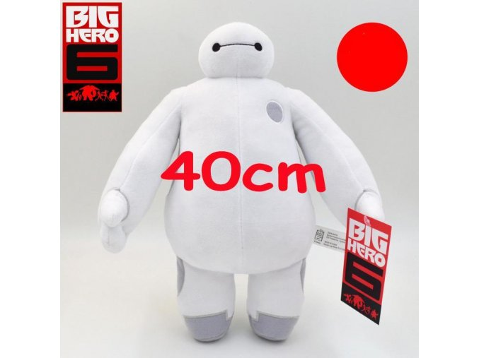 40cm Big Size Big Hero 6 Baymax plush Movie Dolls Toys 1