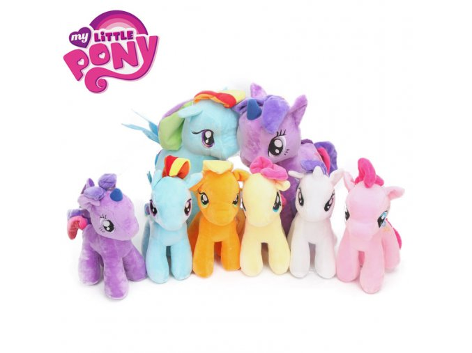 22 40cm Friendship is Magic My Little Pony Toys Princess Cadence Celestria Rainbow Dash Pinkie Pie 1