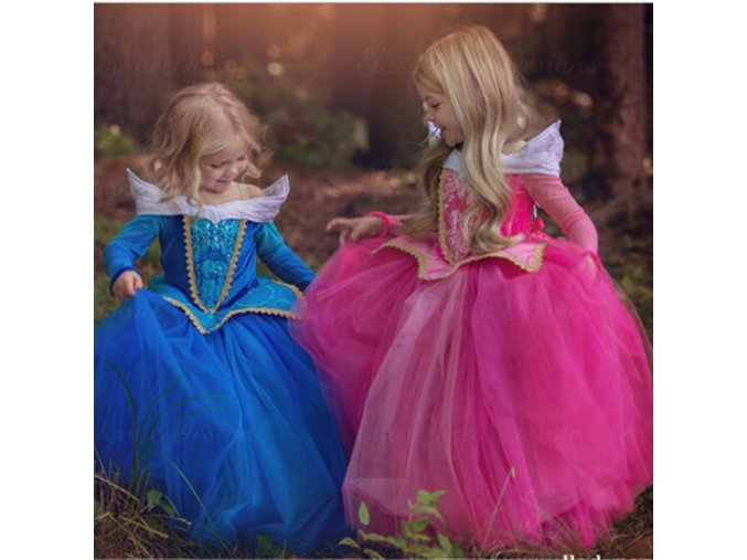 2018 Children Girl Snow White Dress for Girls Prom Princess Dress Kids Baby Gifts Intant Party 3