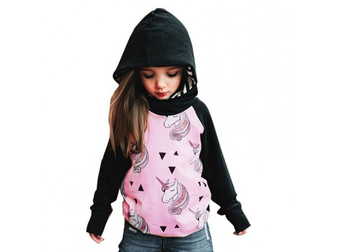 Baby Girls Hoodies Sweatshirts Pullover Long Sleeve Cotton Tops Autumn Winter Baby Girl Clothes Patchwork Hoodies 1