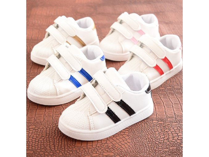 Kids Shoes Soft Chaussure Enfant Casual Sport Girls Shoes 2019 Autumn Spring Striped Kids Sneakers Breathable 1