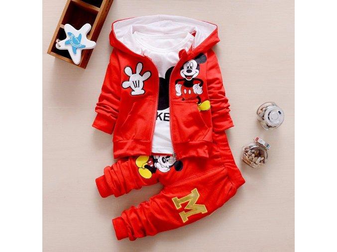 Teplákovka s Mickey Mousem